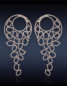 Cascata Drop Earrings