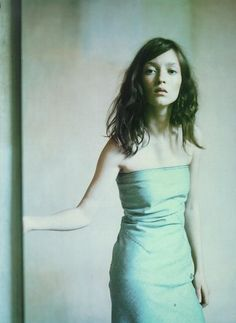 fakingfashion: Vogue Italia October 1998| Photos | Paolo Roversi