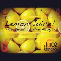 Lemons are a super food. Their medicinal properties are never ending. Vitamin B Deficiency, Healthy Habits, Healthy Food, Raw Food Recipes, Healthy Recipes, Health And Wellness, Health Fitness, Juice Drinks, Holistic Medicine