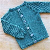 Yndlings Cardigan I Engleuld Str. Baby Boy Knitting, Knitting For Kids, Easy Knitting, Sewing For Kids, Baby Blanket Crochet, Crochet Baby, Knit Crochet, Hand Knitted Sweaters, Baby Sweaters
