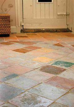 Estrikken vloer begane grond
