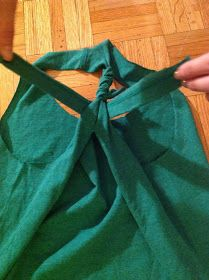 DIY Damsels: Make a Tank Top from a Guy's T-shirt.  Looks Awesome!!!! I love mine!!!! No sew, no glue : )