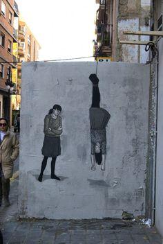 Hyuro / street art