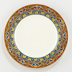 One of my favorite discoveries at WorldMarket.com: Voyage Paige Dinner Plates, Set of 2