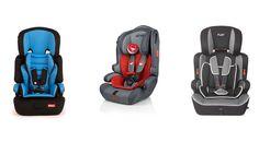 Las 3 mejores sillas de coche por menos de 100 euros (2015)