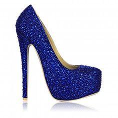 Sparkle Shoes!  Amazing!