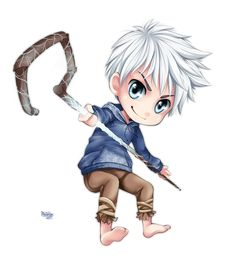 Little Rise of the Guardians: Jack Frost by Eternal-S on DeviantArt