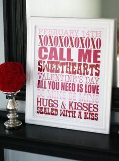 5 Easy Valentine's Day Decor DIYs