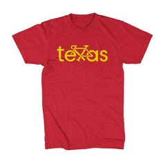 Bike Texas - Youth T-shirt