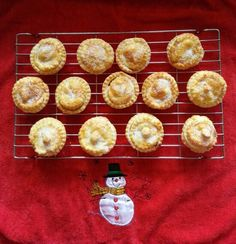 10. Mrs P made mince pies #100happydays
