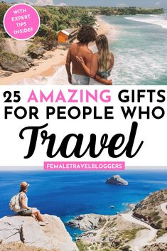 Travel Gifts for Friends | Best Gifts for Her |Travel Gifts for Her | Travel Gift Ideas | Travel Gift Ideas | Travel Gifts for Women | Gifts for Best Friends | Gifts for Girlfriends | Gifts for Her | Gift Ideas for Her | Best Gifts for Her | Best Travel Gifts | Gifts for Women Who Travel Abroad #GiftsForHer #GiftsforTravelLovers #TravelGifts #GiftList Solo Travel Tips, Packing Tips For Travel, Packing Lists, Travel Goals, Travel Advice, Travel Guides, Travel Themes, Travel Destinations, Best Travel Gifts