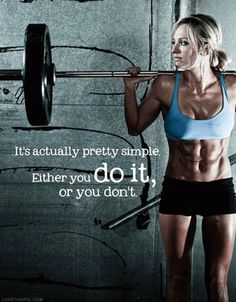 Do it or you dont fitness workout exercise workout motivation  fitness quotes inspiring workout quote workout quotes exercise quotes