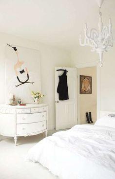 Grown up girly bedroom