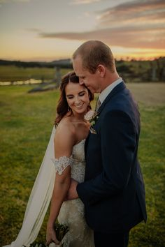 Hunter Valley Wedding - Sarah and Luke