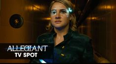 Experience the heart-pounding adventure for yourself. See The Divergent Series: #Allegiant TONIGHT! Get tickets now! divergentseri.es/allegianttix