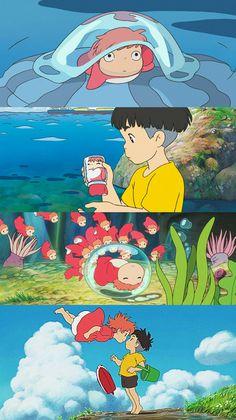 아이폰, 아이폰6, 갤럭시, 안드로이드, 노트 영화 스틸컷 배경화면 : 네이버 블로그 Studio Ghibli Art, Studio Ghibli Movies, Animes Wallpapers, Cute Wallpapers, Totoro, Studio Ghibli Characters, Chihiro Y Haku, Girls Anime, Japanese Cartoon