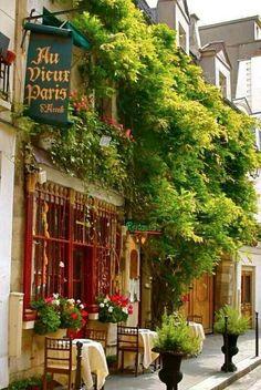 Улицы франции