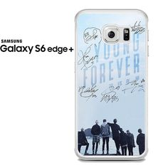 Bts Epilogue Young Forever Signatures Copy Samsung Galaxy S6 Edge Plus Case