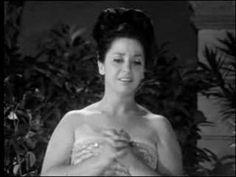 """Teresa BERGANZA sings """"Die post"""" - Schubert - YouTube"""