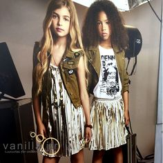 The Denny Rose Young Girl collection Spring / Summer coming soon to Vanilla Junior ages 8-14 #vanillaJnr #vanilla_junior #dennyrose