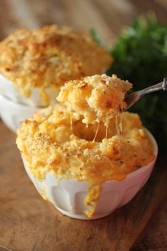 Clean Eating 15 Minute Cauliflower Mac and Cheese!