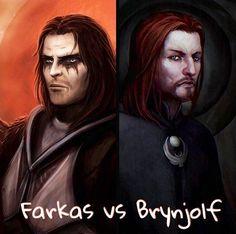 Farkas vs Brynjolf
