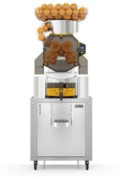 Máquinas Laranjas - Bares - Maquina para sumos de Laranja Zumex Speed Pro Tank Podium // Lendas Sublimes - Produtos Gourmet