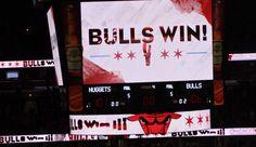 Bulls Win!