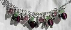 Wine with everything by CharmedbyJoelle on Etsy, $40.00
