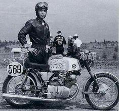 HONDA RC71 1959 asama racer 250cc Twin PRL