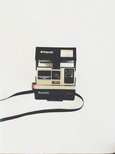 Polaroid.  Must find me one of these. :)