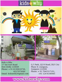 Day Care And Play School in Gurgaon