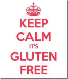 Great tips for gluten free resources