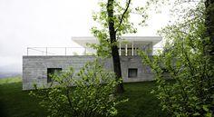 Casa Olnick Spanu - Estudio Arquitectura Campo Baeza,Cortesía de Miguel Quismondo y Javier Callejas