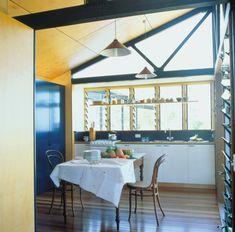 Hammond - Sustainable, Contemporary Architecture Minimalist House Design, Minimalist Home, Modern House Design, Australian Architecture, Contemporary Architecture, Architecture Design, Shed Homes, Tropical Design, Timber House