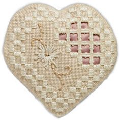 Beautiful free beginners Hardanger pattern. Find it here: www.needlepointer...