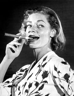 Lauren Bacall, 1959