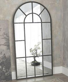 Tall window mirror £345                                                                                                                                                                                 More