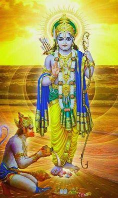 Lord Rama Images, Lord Shiva Hd Images, Shiva Hindu, Hindu Deities, Ram Navami Images, Rama Lord, Shri Ram Wallpaper, Indiana, Shri Hanuman