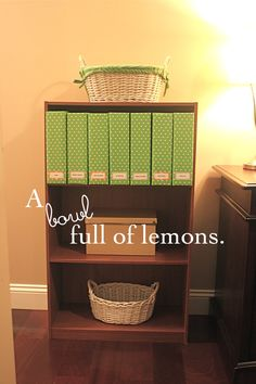 How to make Magazine storage boxes… YOURSELF! :) |