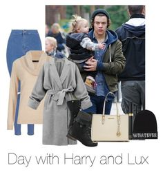 """""""Day with Harry and Lux"""" by autumnfarmer on Polyvore featuring Topshop, M&S Collection, MICHAEL Michael Kors, Tom Ford and Local Heroes"""