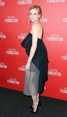 PACTAR CON EL DIABLO POR...: Diane Kruger, Camilla Belle, Abigail Spencer y Darby Stanchfield en el 30 aniversario de la SAG Foundation