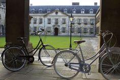 Bobbin Bikes Partner with Cambridge University to Create Limited Edition Range - Total Women's Cycling Ranger, Urban Bike, Cambridge University, Scenery, Women's Cycling, Monuments, Create, Landscape, Landscapes