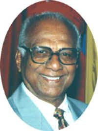 Dr. Cheddi Jagan (1918 - 1997), American-educated Dentist and Talented Politician  - Was Chief Minister in 1953, Premier of British Guiana 1961 to 1964, and President of Guyana 1992 to 1997. Marxist views made his political rival L.F.S. Burnham attractive to the United States. Campaign tactics of the two leaders fomented a toxic stew of ethnic discord - a drama-inducing element of award-winning PATH to FREEDOM: My Story of Perseverance. See www.tcfbusgroup.com.