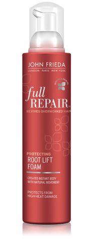 Full Repair® Protecting Root Lift Foam from the John Frieda® Hair Care experts