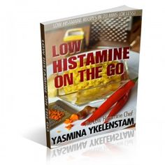 Freebie - Struggling to find tasty, nutritious recipes for histamine intolerance or food allergies? Then you'll love these low histamine recipes in 20 mins (or less! We have 5 copies of the Low Histamine on the Go Cookbook to giveaway. Anti Histamine Foods, Low Platelets, Mast Cell Activation Syndrome, Complex Regional Pain Syndrome, Candida Diet, Anti Inflammatory Diet, Juice Smoothie, Smoothies, Food Allergies