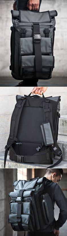 Mission Workshop's Arkiv Modular Bag Design - Core77