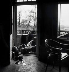 Robert Capa, 'American soldier killed by a German sniper. Leipzig, Germany. ', 1945