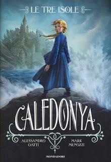 Il Colore dei Libri: Books & Babies[Recensione]: Le tre isole - Caldony...
