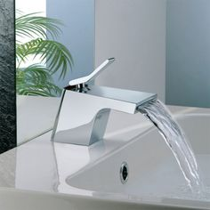 Tazia Basin Mixer with pop up